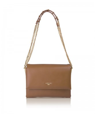 Pomikaki Kate shoulder bag taupe