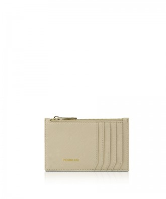 Pomikaki Vera Credit cards holder cream