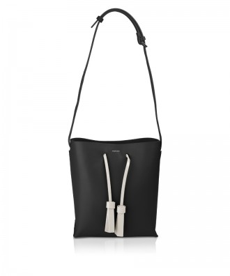 Pomikaki Diana shoulder bag black