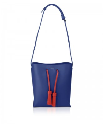 Pomikaki Diana shoulder bag blue