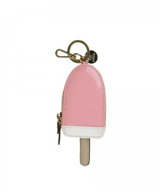 Pomikaki Lolly key-chain pink