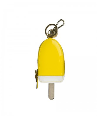 Pomikaki Lolly key-chain yellow