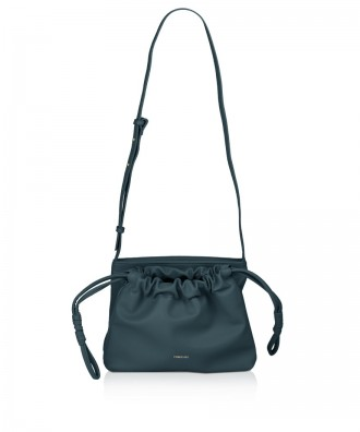 Pomikaki Sabrina crossbody bag teal