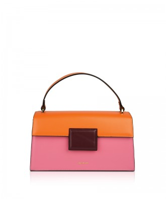 Pomikaki Lolly Pop handbag orange