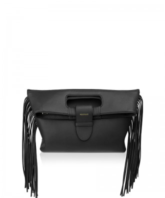 Pomikaki Gipsy clutch black
