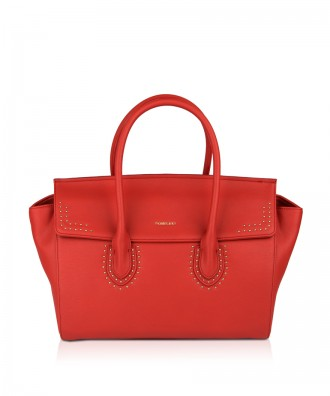 Pomikaki Adele handbag red