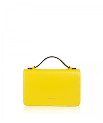 Pomikaki Gigi' clutch yellow