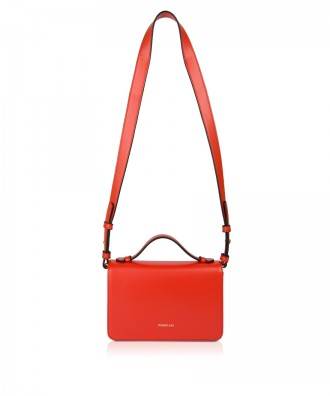Pomikaki Gigi' clutch orange