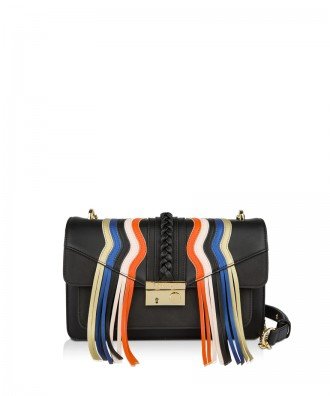 GIULIETTA FRINGES crossbody bag