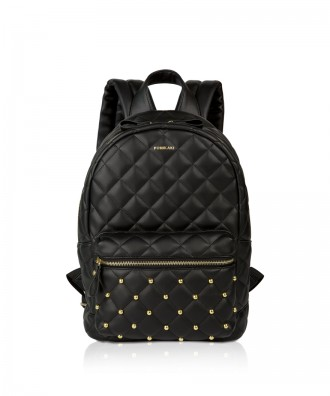 Pomikaki Fiamma backpack black