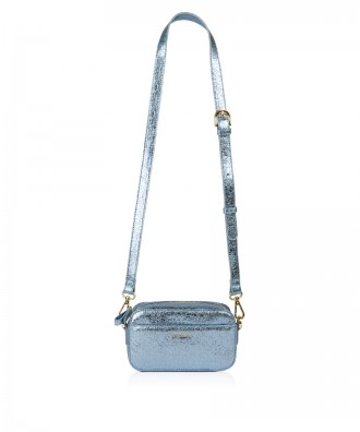Pomikaki Allure crossbody bag light blue