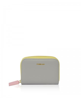 Pomikaki Candy wallet grey