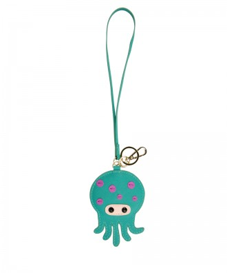Pomikaki Jelly key-chain green