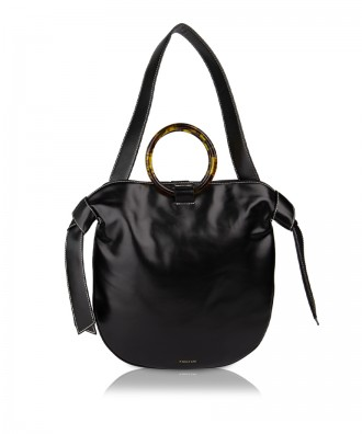 Pomikaki Kim shopper black