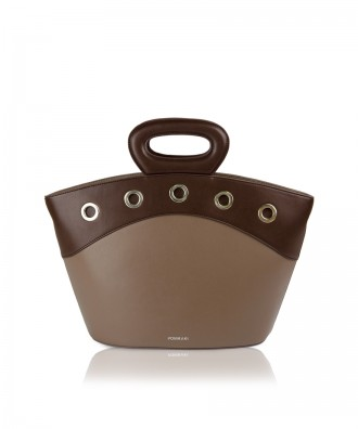 Pomikaki Market shopper brown