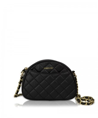Pomikaki Missy crossbody bag black