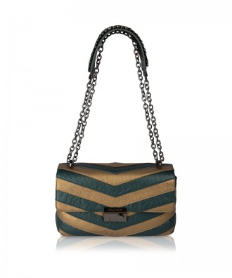 GIULIETTA CHEVRON crossbody bag