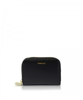 Pomikaki Candy credit cards holder black