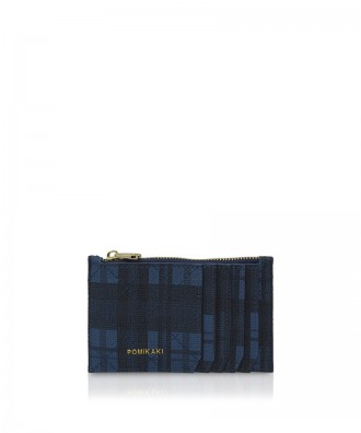 VERA TARTAN credit cards holder