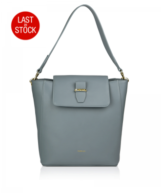 Pomikaki Clarissa shoulder bag teal