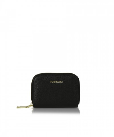 Credit cards holder black Candy