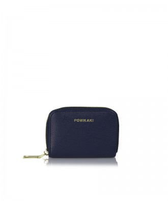 Credit cards holder navy blue Candy