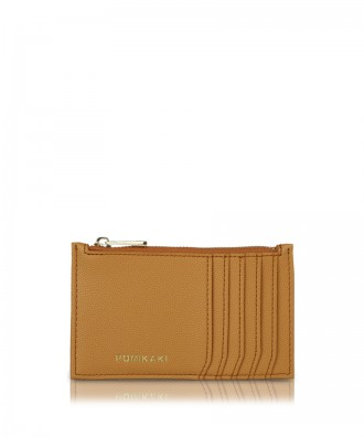 Credit cards holder camel Vera