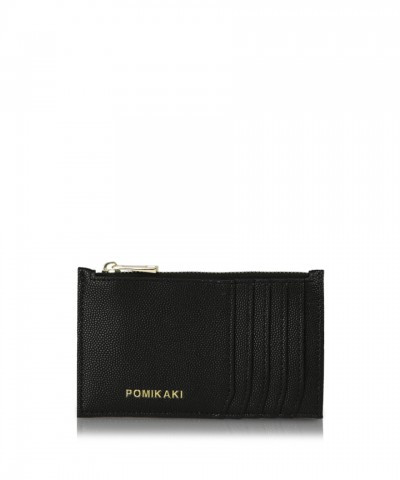 Credit cards holder black Vera