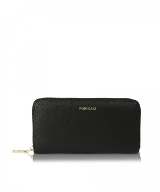 Black wallet Louise