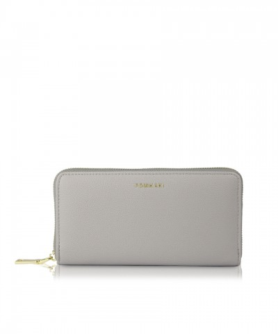 Grey wallet Louise