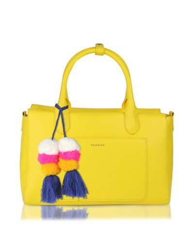 Sixty handbag yellow