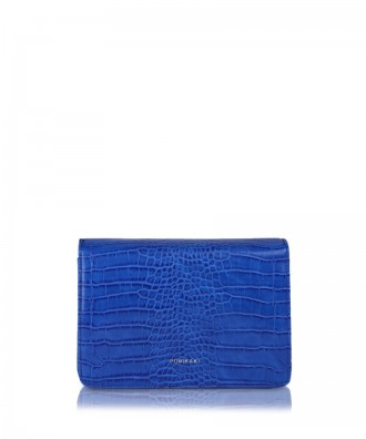 Clutch blu royal Gigì