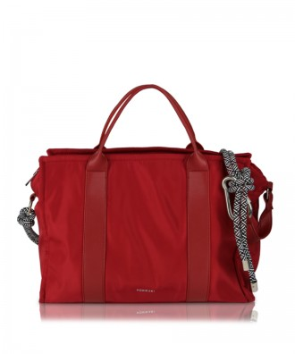 Shopper rossa Sail