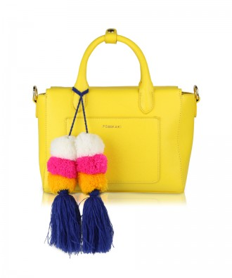 Yellow Mimì handbag