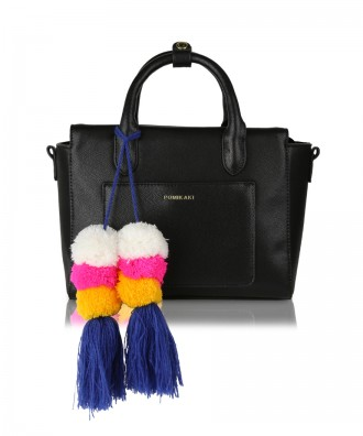 Black Mimì handbag