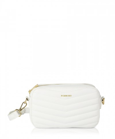 White Baby crossbody bag