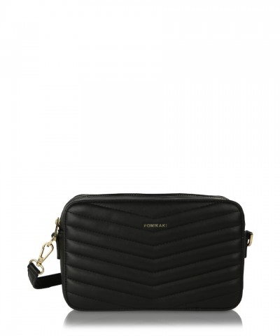 Black Gioia crossbody bag