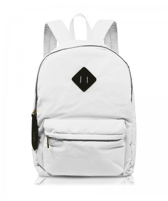 White Ri-flect backpack