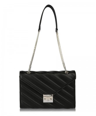 Black Diva crossbody bag
