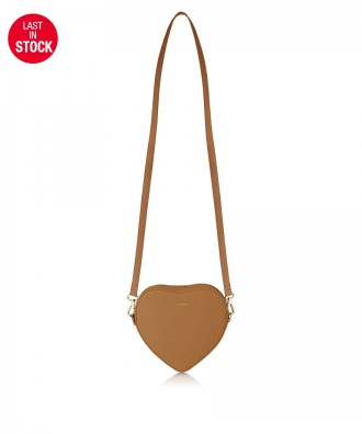Pomikaki Polly crossbody bag camel