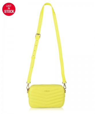 Yellow Baby crossbody bag