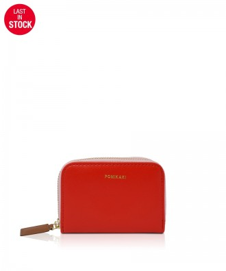 Pomikaki Candy wallet red