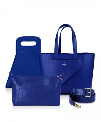 Set Origami MEDIUM LUXURY- colore ROYAL BLU