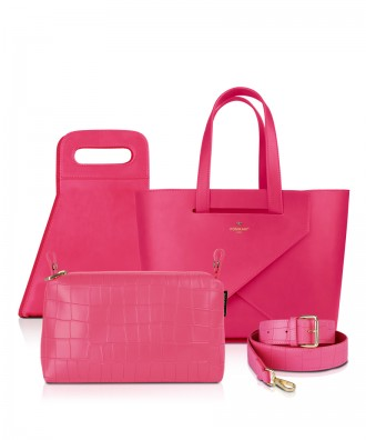 Set Origami MEDIUM LUXURY- colore FUXIA