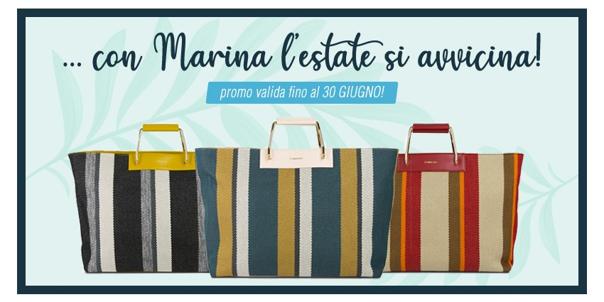 ... It's summer right away with Marina in your day!